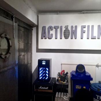 Actionfilm, även enbart kallat action
