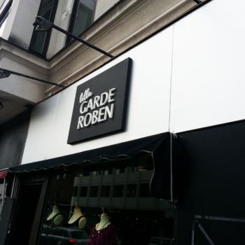 Butiken för kvinnor som gillar att klä sig snyggt